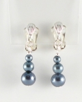 Pearl Clip-on earrings 2