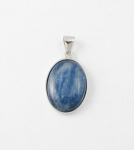 AG4 Silver Kyanite pendant