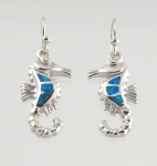 BFOE22 Seahorse earrings