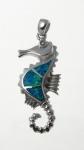BFOP41 Seahorse pendant