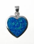 BFOP45 Heart pendant