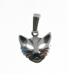 CME24 Cat face charm