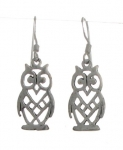 E12 Owl earrings