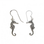 E14 Seahorse earrings
