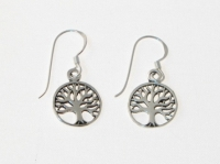 E166 Tree of Life Earrings