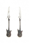 E35 Guitar earrings