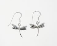 E4b Dragonfly earrings