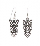 E55 Celtic earrings