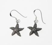 E56 Starfish Earrings