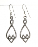 E57 Celtic earrings