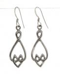 E57 Celtic earrings