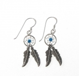 E59 Dreamcatcher Earrings