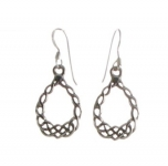 E76 Celtic earrings