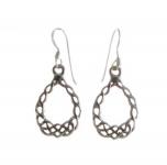 E76 Celtic earrings