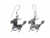 E8 Unicorn earrings