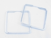 H57 Square hoops
