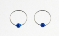H70 Coloured ball hoops