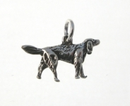 CM69 3D Dog Charm