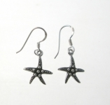 E131 Starfish Earrings