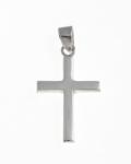 P1 Silver Cross Pendant