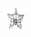 P106 Butterfly pendant