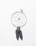 P116 Dreamcatcher with bead