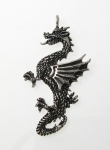 P128 Dragon pendant