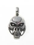 P158 Alien skull pendant