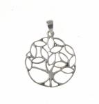 P166 Tree pendant