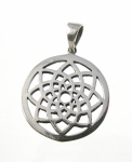 P189 Flower of Life Pendent