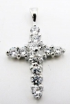 P20 crystal cross