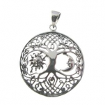 P224 Celtic Tree of Life Pendent