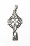 P241 Celtic cross pendant