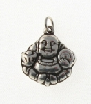 P250 Happy Fat Buddha Pendant