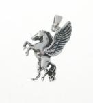 P255 Silver Pegasus Pendent