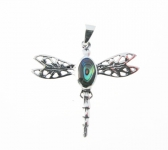 P304 Dragonfly pendant