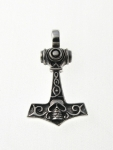 P313 Silver Thors hammer