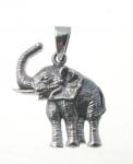 P363 Elephant Pendant