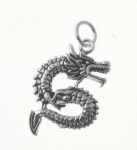 P367 Small Dragon Pendant