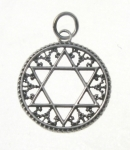 P370 Star of David Pendant