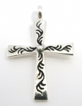 P4 Tribal cross