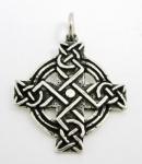P45 Plaited celtic cross