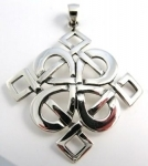 P70 Celtic pendant