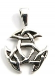 P75 Celtic pendant