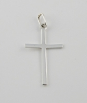 WP9 Silver Cross Pendant