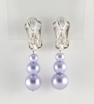 Pearl Clip-on earrings 1