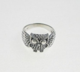 R47 Owl Ring
