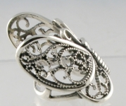 R11 Butterfly ring