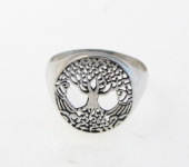 R181 Tree of Life Ring