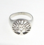 R190 Tree of life ring